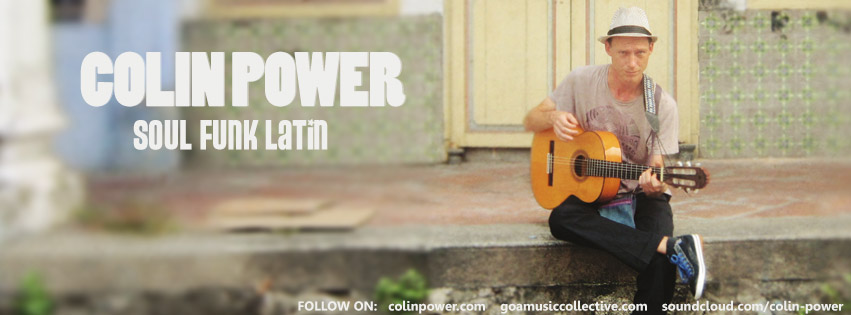 Colin Power Music